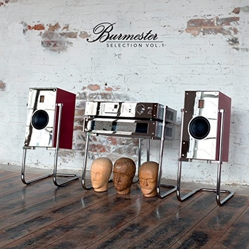 Various - Burmester Selection:Vol 1 (CD) - image 1 of 1