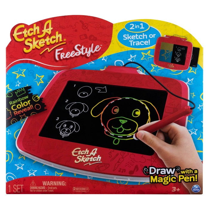 Etch A Sketch Freestyle - image 1 of 7
