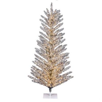 Vickerman Vintage Aluminum Artificial Christmas Tree