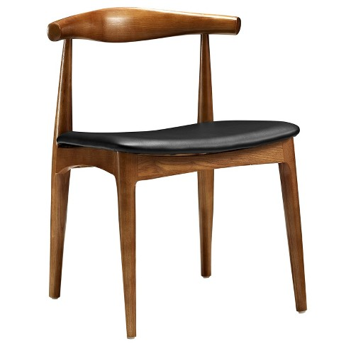 Tracy Dining Side Chair Black - Modway - image 1 of 6