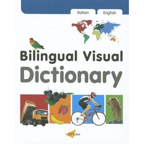 Bilingual Visual Dictionary - (Milet Bilingual Visual Dictionary) (Mixed media product) - image 1 of 1