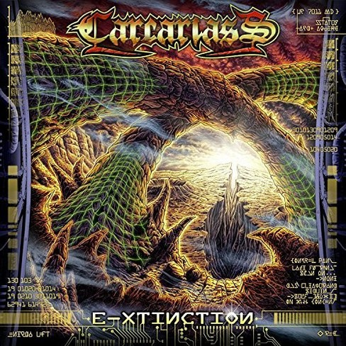 Carcariass - Extinction (CD) - image 1 of 1