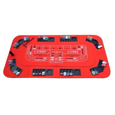 Hathaway No Limit 3-in-1 Portable Casino Tabletop