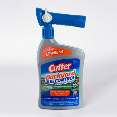 32 fl oz Backyard Bug Control Ready-to-Spray Concentrate - Cutter