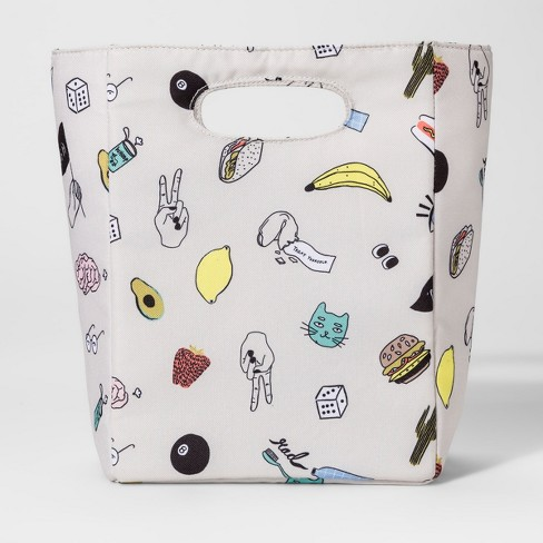 Icon Toss Lunch Bag - Room Essentials™ - image 1 of 2