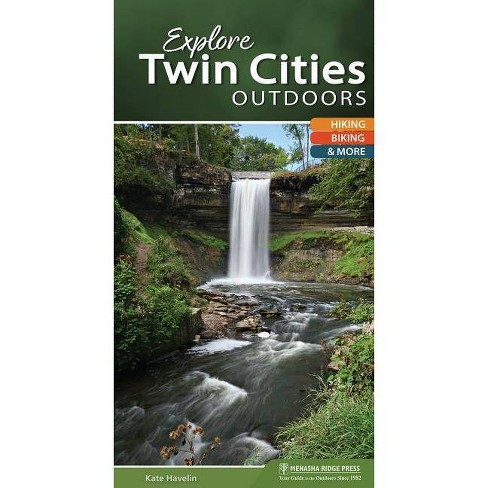 Explore Twin Cities Outdoors - (Explore Outdoors) by  Kate Havelin (Spiral_bound) - image 1 of 1