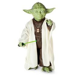 """Star Wars Classic 18"""" Yoda Figure"""