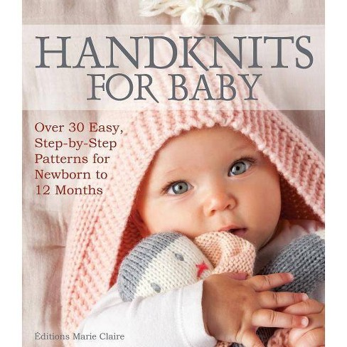 Handknits for Baby - by  Frederique Alexandre (Paperback) - image 1 of 1