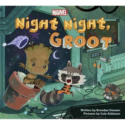 Night Night, Groot by Brendan Deneed (Board Book)
