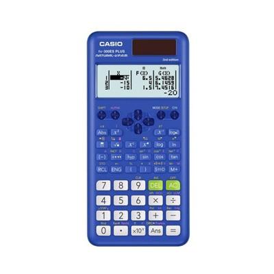 Casio FX-300 Scientific Calculator - Blue