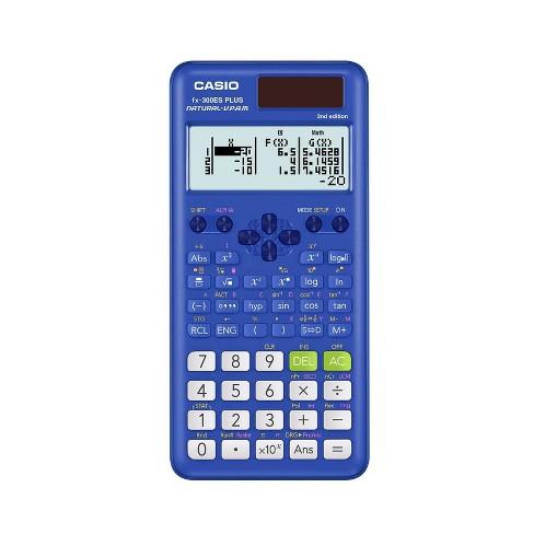 Casio FX-300 Scientific Calculator - Blue - image 1 of 4