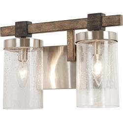 """Minka Lavery 4632 Bridlewood 2 Light 14"""" Wide Bathroom Vanity Light"""