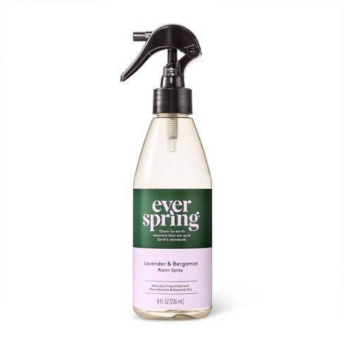 Lavender & Bergamot Room Spray - 8 fl oz - Everspring™ - image 1 of 3