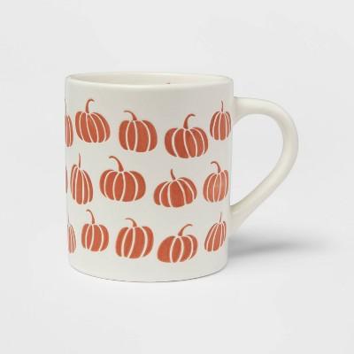 16oz Stoneware Happy Fall Mug - Threshold™