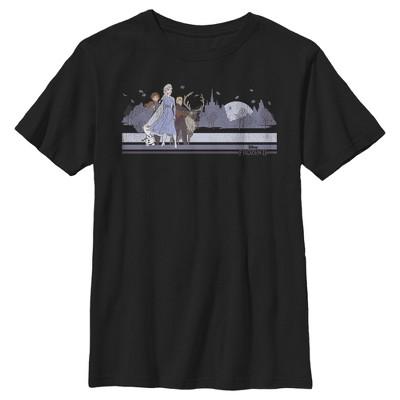 Boy's Frozen 2 Winter Traveler T-Shirt