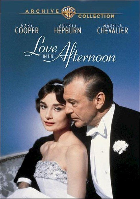 Love in the afternoon (DVD) - image 1 of 1