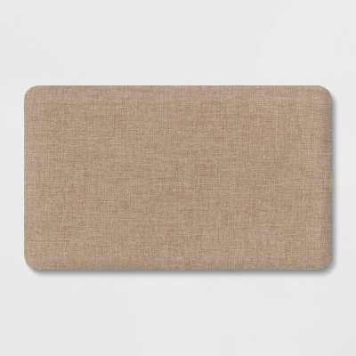 "30"" x 18"" Basket Weave Comfort Mat - Threshold™"