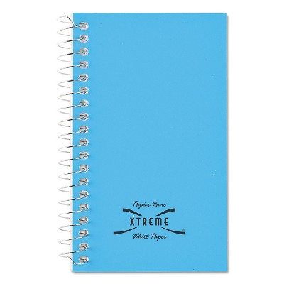 National Wirebound Memo Book Narrow Rule 3 x 5 White 60 Sheets 31220