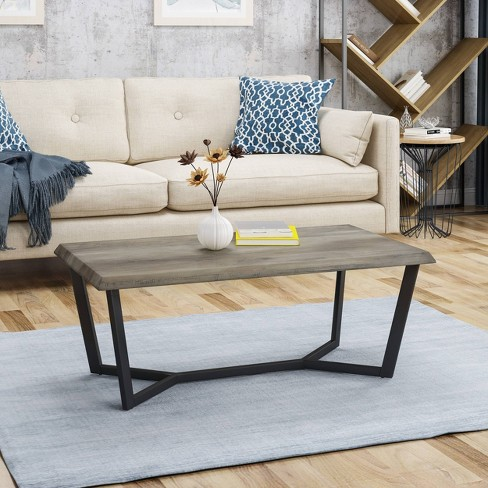 Oakmont Modern Contemporary Coffee Table Christopher Knight Home
