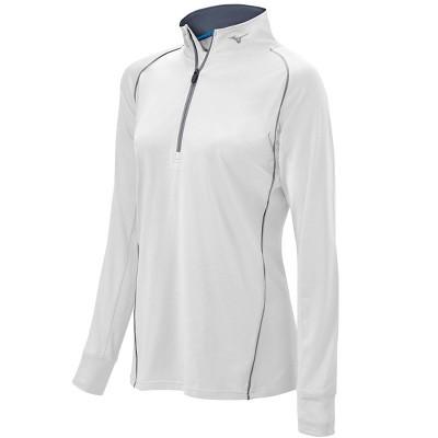 Mizuno Women's Comp 1/2 Zip Long Sleeve Pullover
