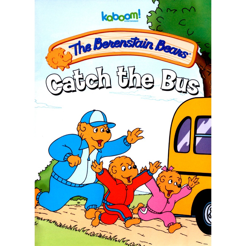 Berenstain bears:Catch the bus (Dvd)