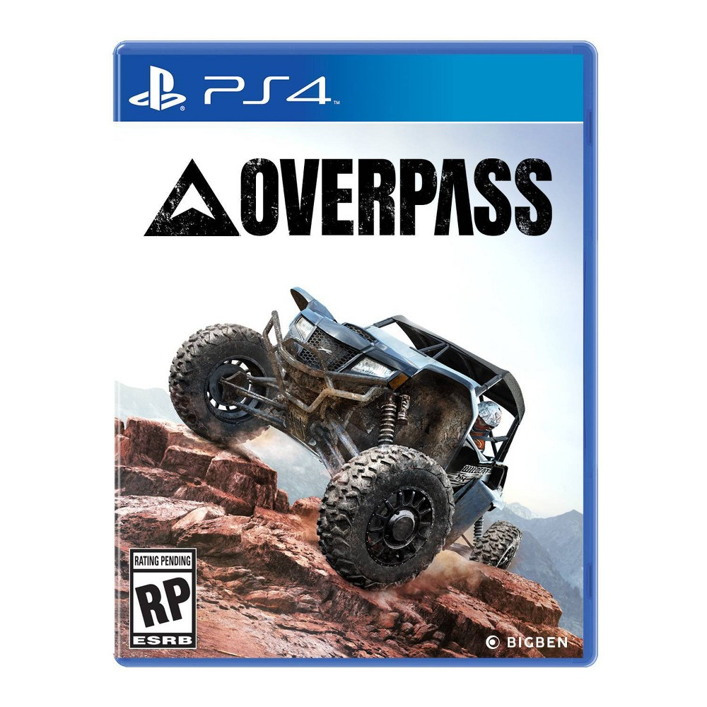 Overpass - PlayStation 4, video games