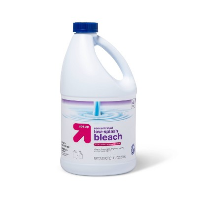 Low Splash Lavender Bleach - 81oz - up & up™