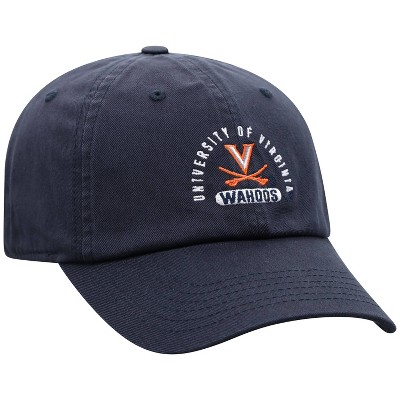 NCAA Virginia Cavaliers Men's Garment Washed Relaxed Fit Hat