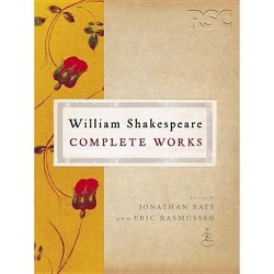 William Shakespeare Complete Works - (Modern Library (Hardcover)) (Hardcover)