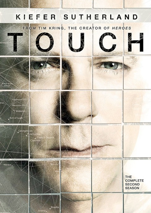 Touch:Complete second season (DVD) - image 1 of 1
