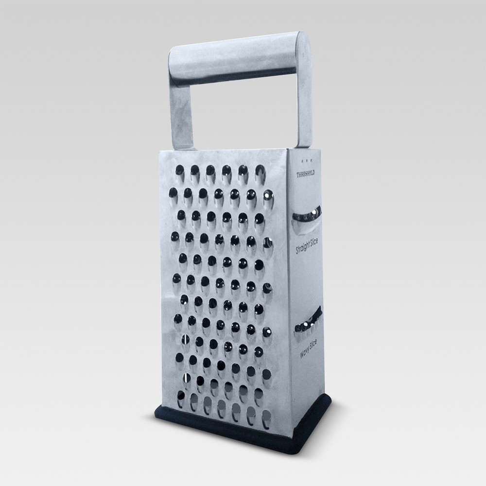 Box Grater - Silver - Threshold