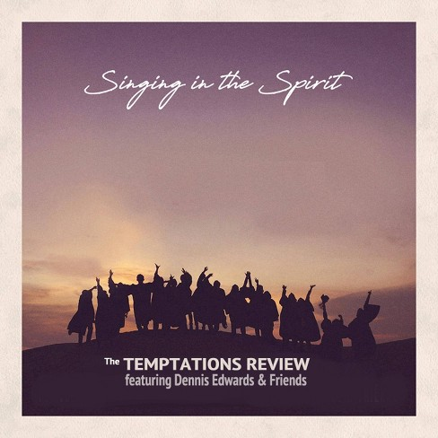 Temptations Review - Singing in The Spirit (CD) - image 1 of 1