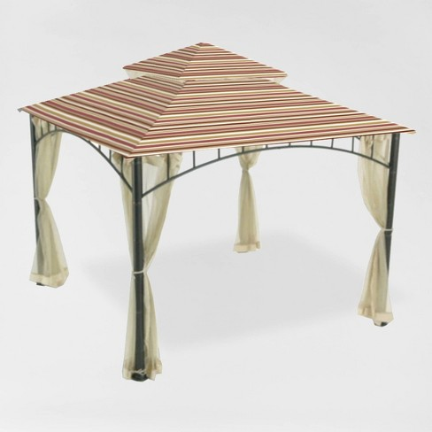 Madaga Replacement Canopy Stripe Canyon - Garden Winds - image 1 of 3