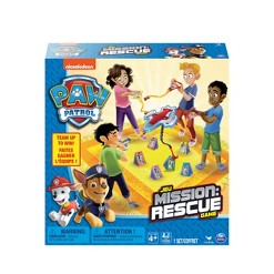 PAW Patrol Mission: Rescue Game, Kids Unisex