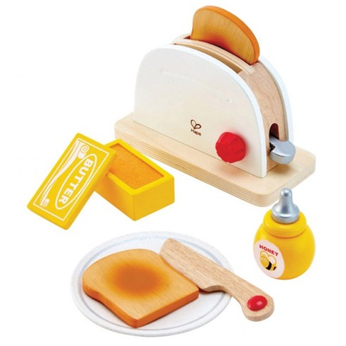HAPE Pop Up Toaster Set - image 1 of 4