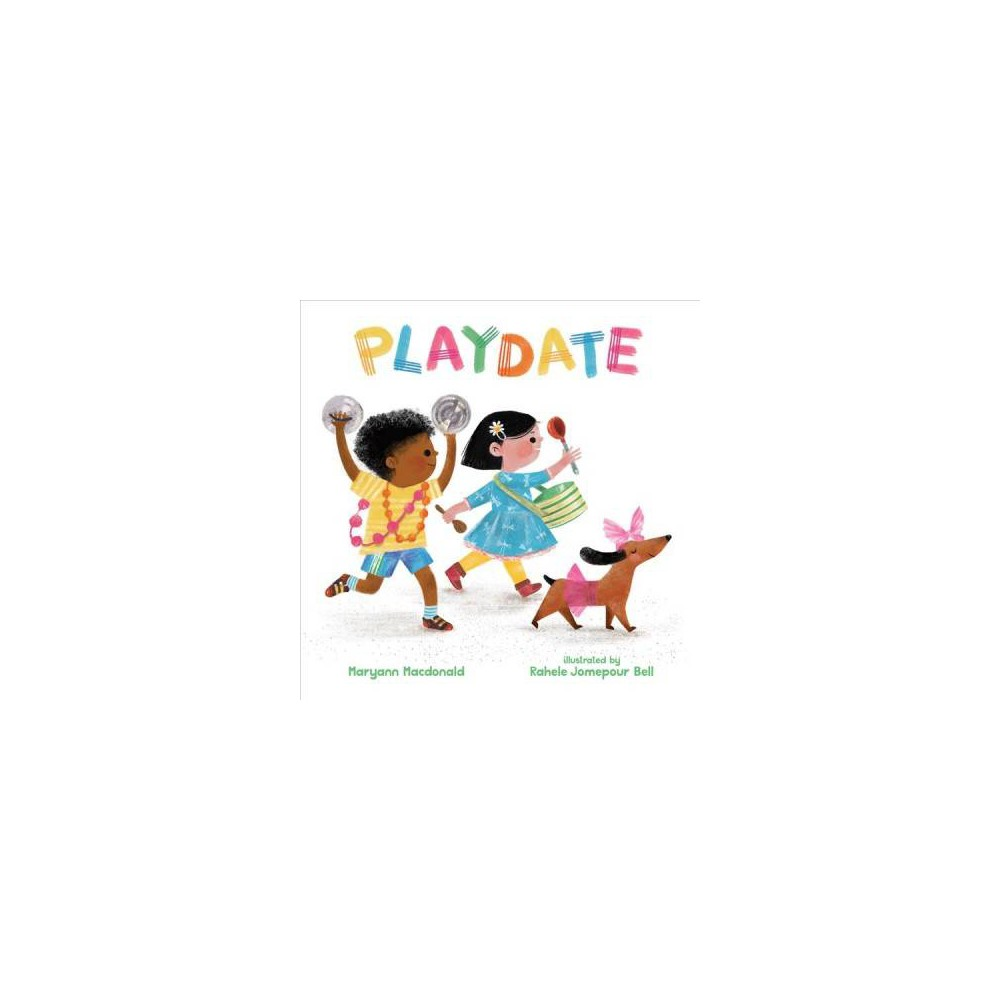 Playdate - by Maryann MacDonald (Hardcover)