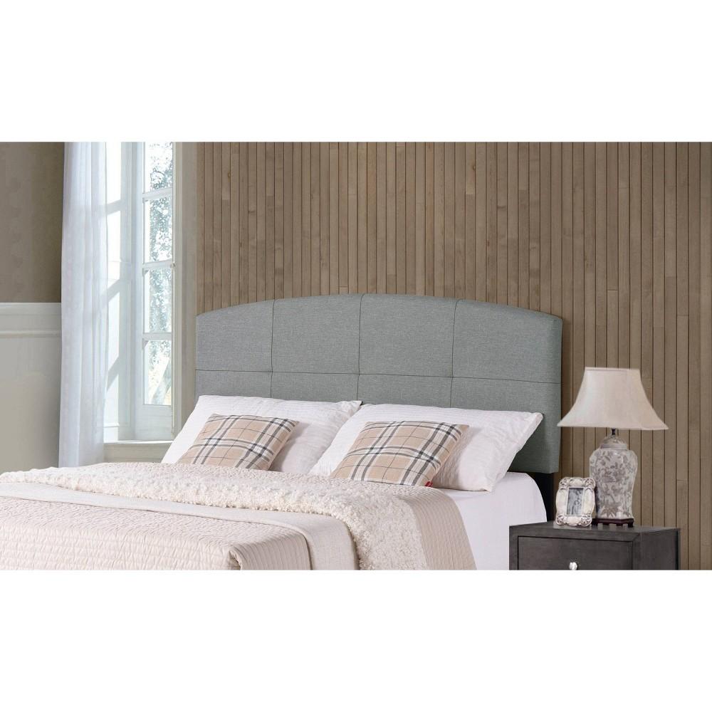 Twin Southport Headboard Smoke - Hillsdale Furniture, Gray