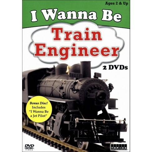 I Wanna Be: Train Engineer (DVD) - image 1 of 1