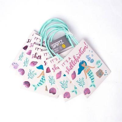 6ct Under The Sea Treat Bags - Spritz™