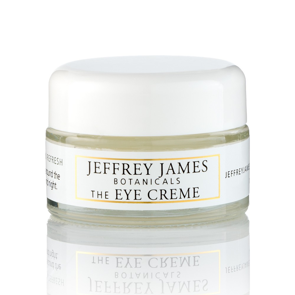 Image of Unscented Jeffrey James Botanicals The Eye Creme - 0.5oz