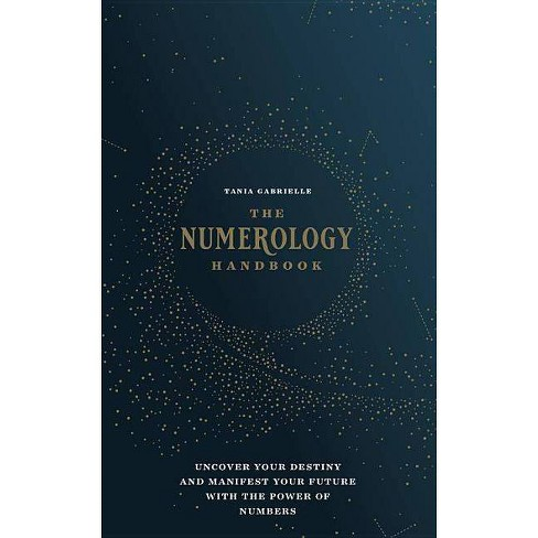 The Numerology Handbook - by  Tania Gabrielle (Hardcover) - image 1 of 1