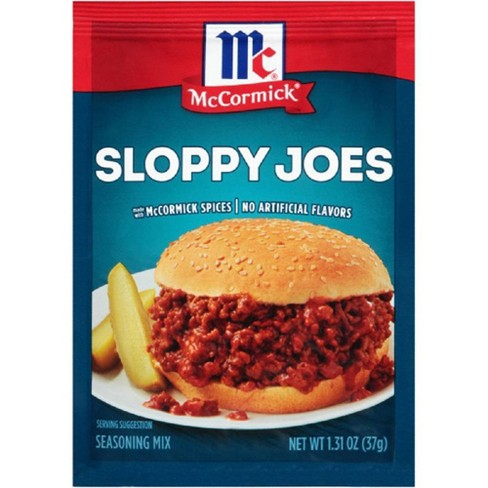 McCormick Sloppy Joes Seasoning Mix 1.31oz - image 1 of 4