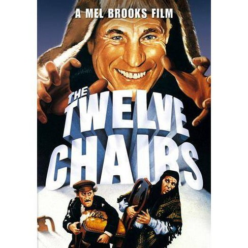 The Twelve Chairs (DVD) - image 1 of 1