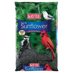 Kaytee Sunflower Seed Bird Food - 10lb.