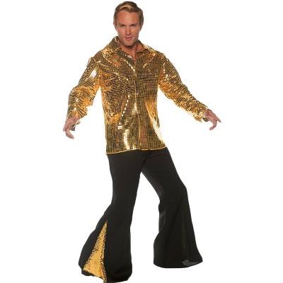 Adult Dancing King Halloween Costume One Size
