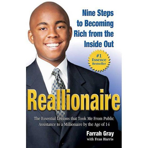 Reallionaire - by  Farrah Gray (Paperback) - image 1 of 1