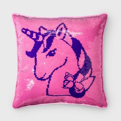 JoJo Siwa Sequins Throw Pillow