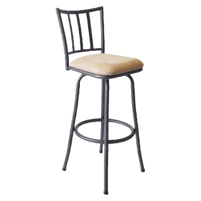 Robinson 29  Barstool Metal/Brown - Cheyenne Products