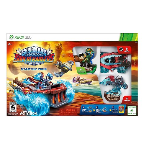 Skylanders SuperChargers Starter Pack Xbox 360 - image 1 of 13