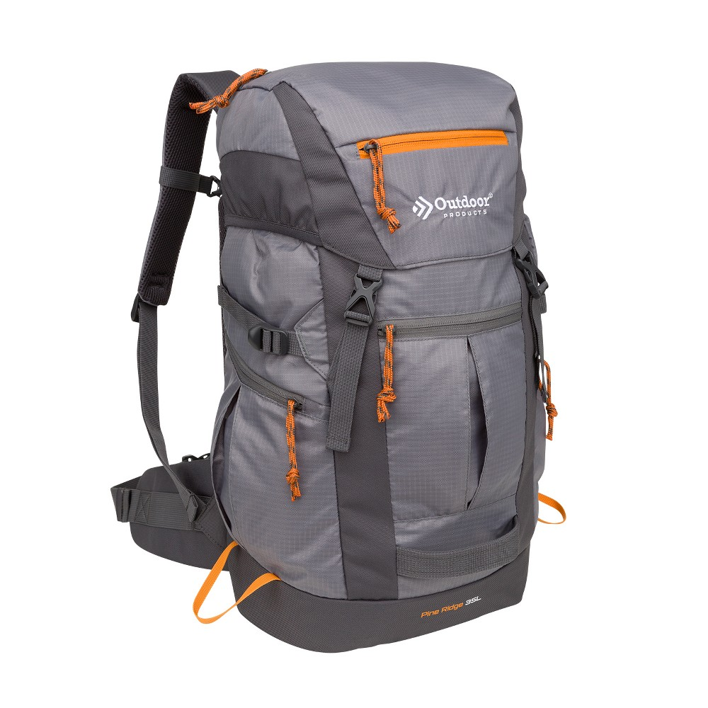 Image of Outdoor Products Pine Ridge Daypack - Grey, Gray